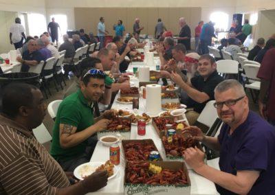 ECRC Lunch Treat by Area Church