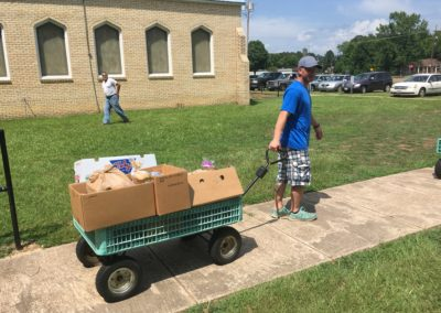 Spring 2018 Food Bank Project