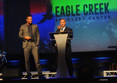 Award Presentations Patrick Durr & Quinton