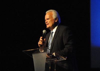 Pastor Denny Duron